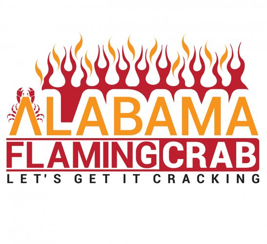 Alabama Flaming Crab
