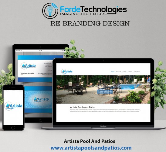 Artista Pool And Patio