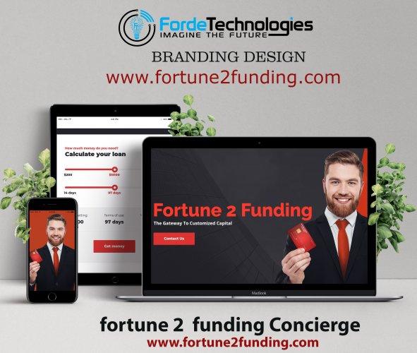 Fortune 2 Funding Concierge