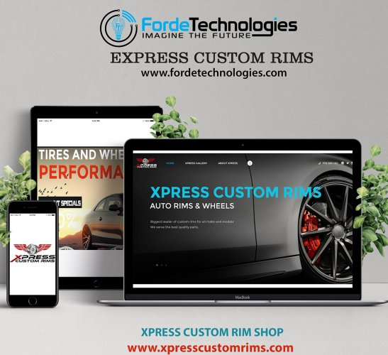 Xpress custom rims