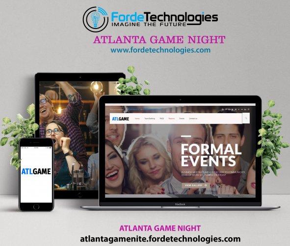 Atlanta Game Nite