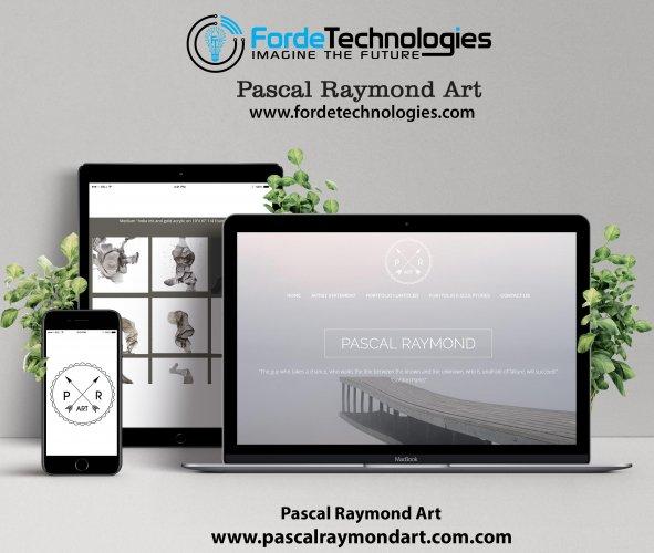 Pascal Raymond Art